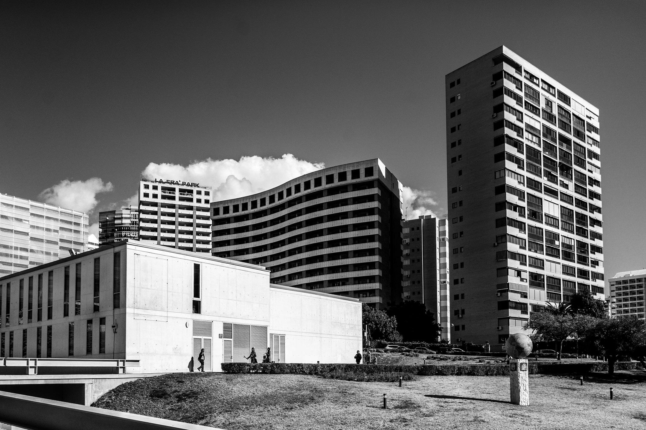 Architecture of Benidorm
