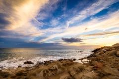 Mar y cielo en La Vila